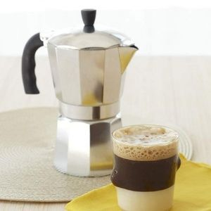 Other - [NWT] 3-cup stovetop Expresso Maker COFFEE